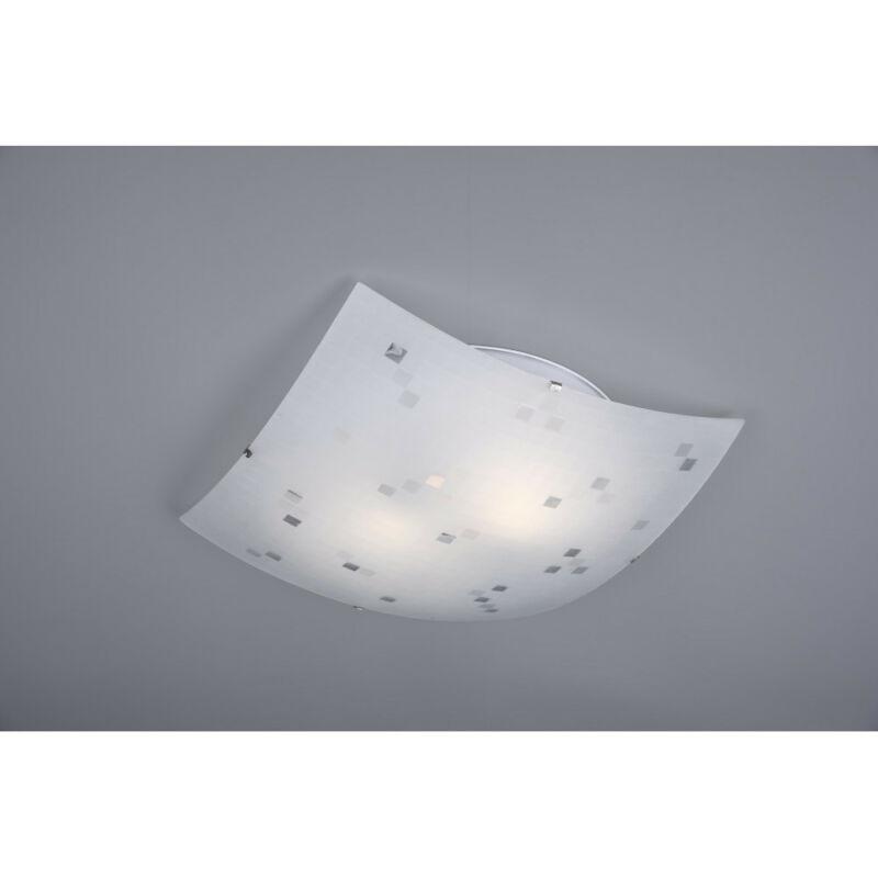 Trio COLINA 600400200 mennyezeti lámpa  fehér   fém   excl. 2 x E27   E27   2 db  IP20