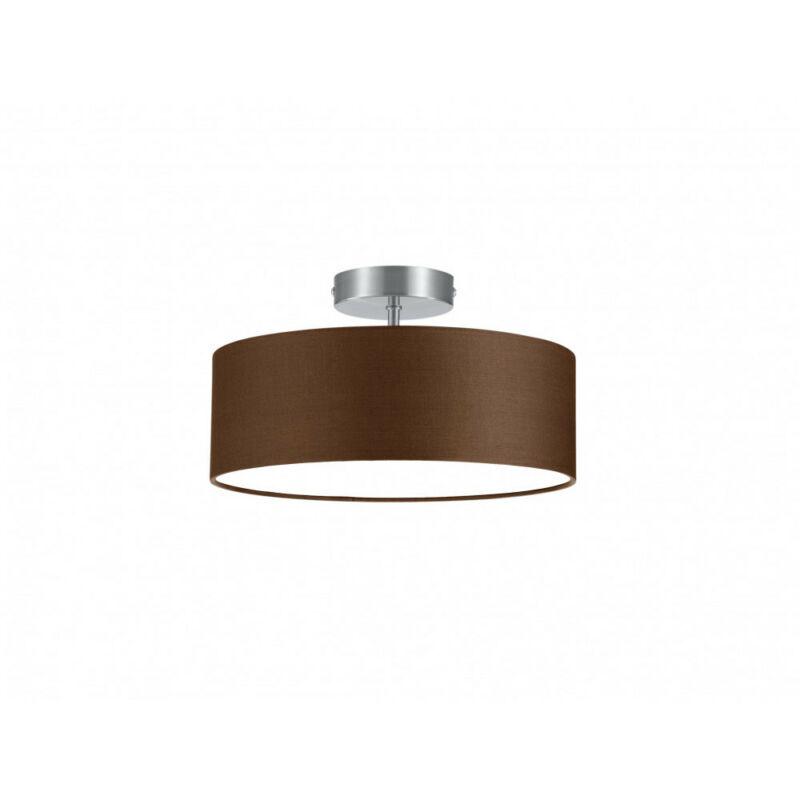 Trio HOTEL 603900214 mennyezeti lámpa  matt nikkel   fém   excl. 2 x E14, max. 40W   E14   2 db  IP20