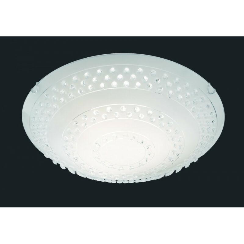 Trio CHRISTOBAL 607700300 mennyezeti lámpa  fehér   fém   excl. 3 x E27, max. 40W   E27   3 db  IP20