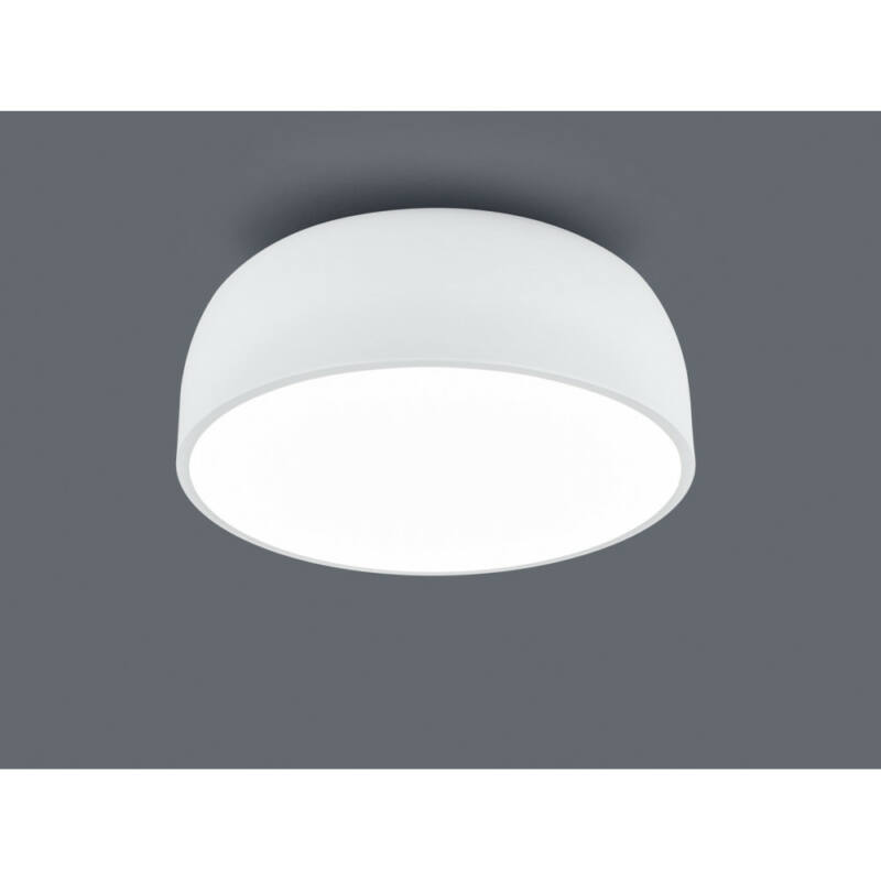 Trio BARON 609800431 mennyezeti lámpa  matt fehér   fém   excl. 4 x E27, max. 40W   E27   4 db  IP20