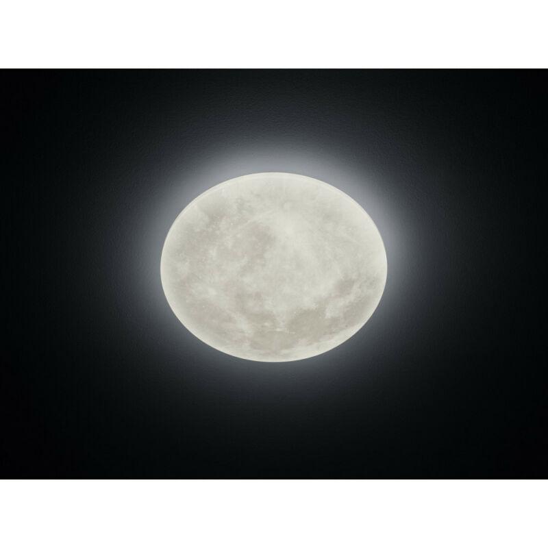 Trio LUNAR 627514000 mennyezeti lámpa  fehér   akril   incl. 22W LED/ 3000K/ 2000Lm   SMD   1 db  2000 lm  IP20   A+