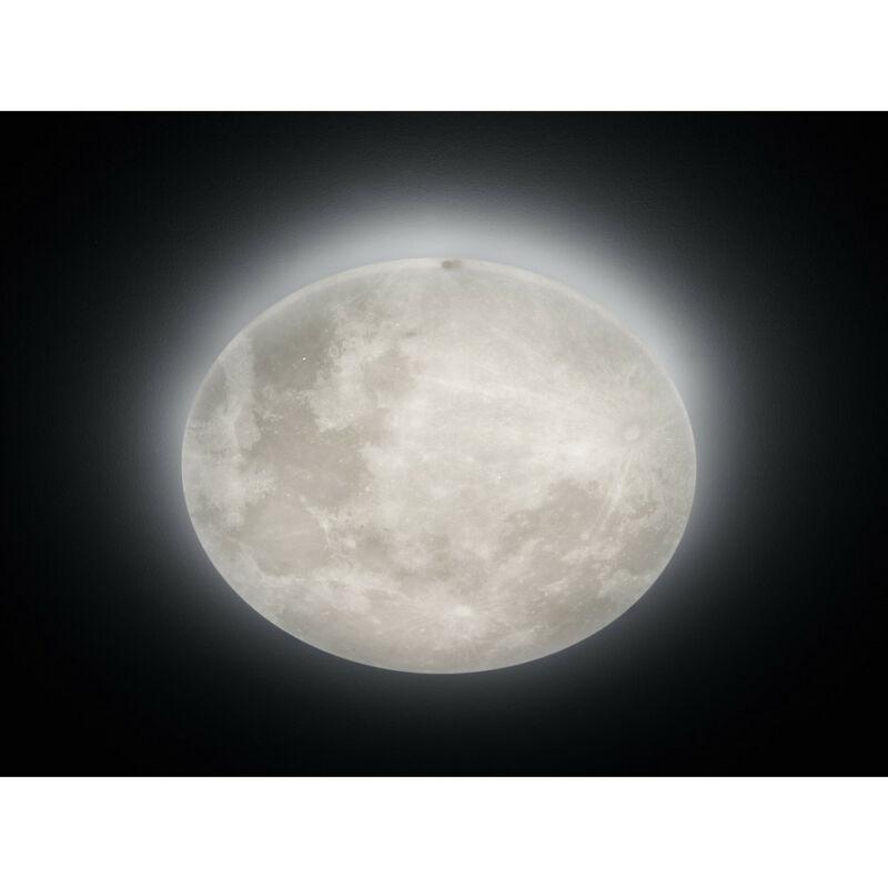 Trio LUNAR 627516000 mennyezeti lámpa  fehér   akril   incl. 40W LED/ 3000K/ 3500Lm   SMD   1 db  3500 lm  IP20   A