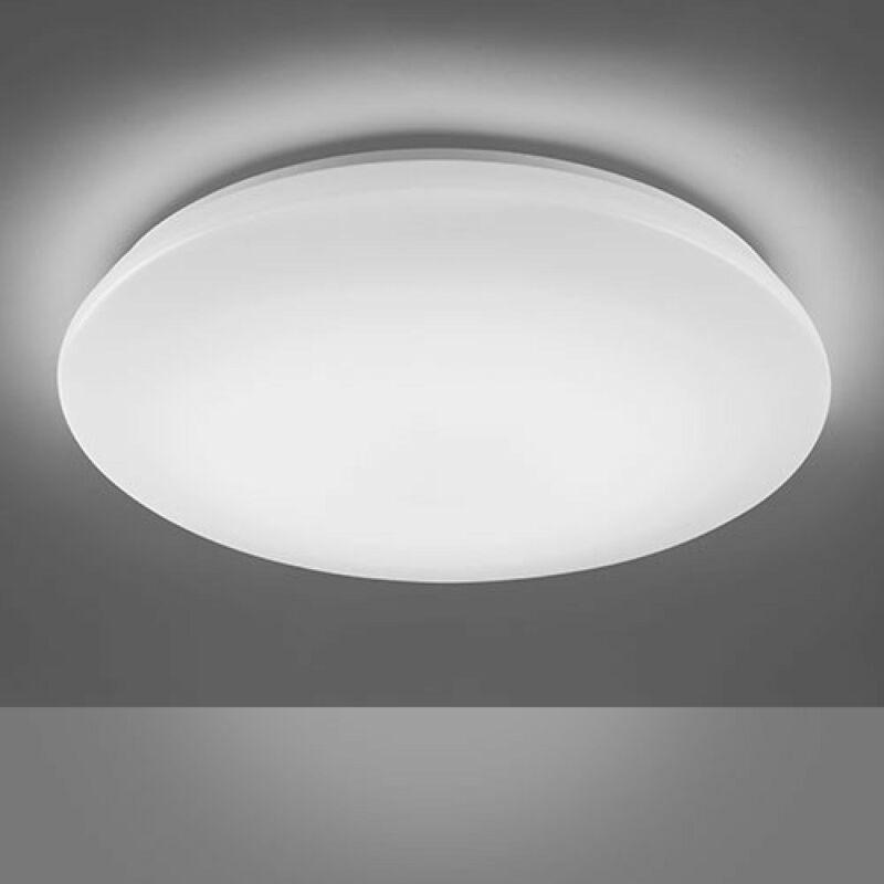 Trio NALIDA 656090101 mennyezeti lámpa  fehér   műanyag   incl. 1 x SMD, 40W, 3000 - 5500K, 3700Lm   3700 lm  IP20   A+