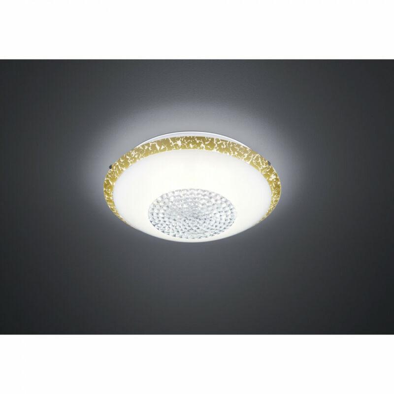 Trio COMTESS 656211800 mennyezeti lámpa  fehér   incl. 1 x SMD, 20W, 3000K, 1800Lm   1800 lm  3000 K  IP20   A+
