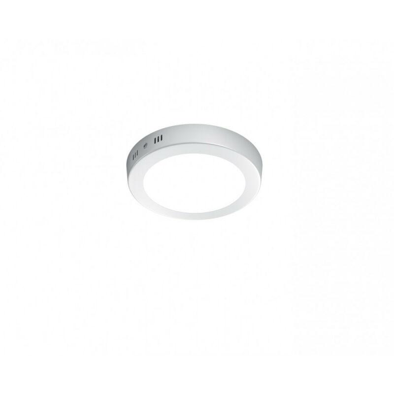 Trio CENTO 657011201 mennyezeti lámpa  fehér   alumínium   incl. 1 x SMD, 11,5W, 3000K, 1100Lm   1300 lm  3000 K  IP20   A+