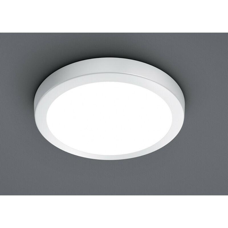 Trio CENTO 657012401 mennyezeti lámpa  fehér   fém   incl. 1 x SMD, 24W, 3000K, 1900Lm   1900 lm  3000 K  IP20   A