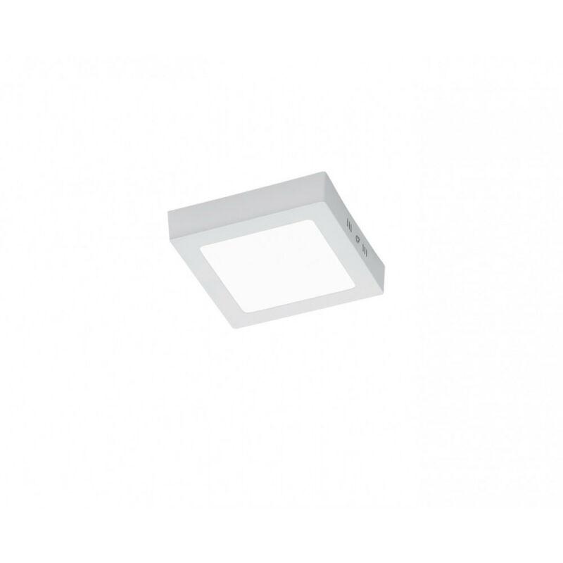 Trio ZEUS 657111201 mennyezeti lámpa  fehér   alumínium   incl. 1 x SMD, 12,5W, 3000K, 1100Lm   1300 lm  3000 K  IP20   A+