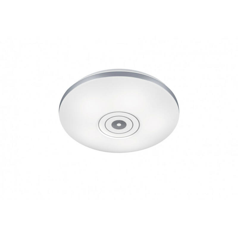 Trio CONGRESS 658412601 mennyezeti lámpa  fehér   fém   incl. 1 x SMD, 21W, 3000K, 2000Lm   2000 lm  3000 K  IP20   A+