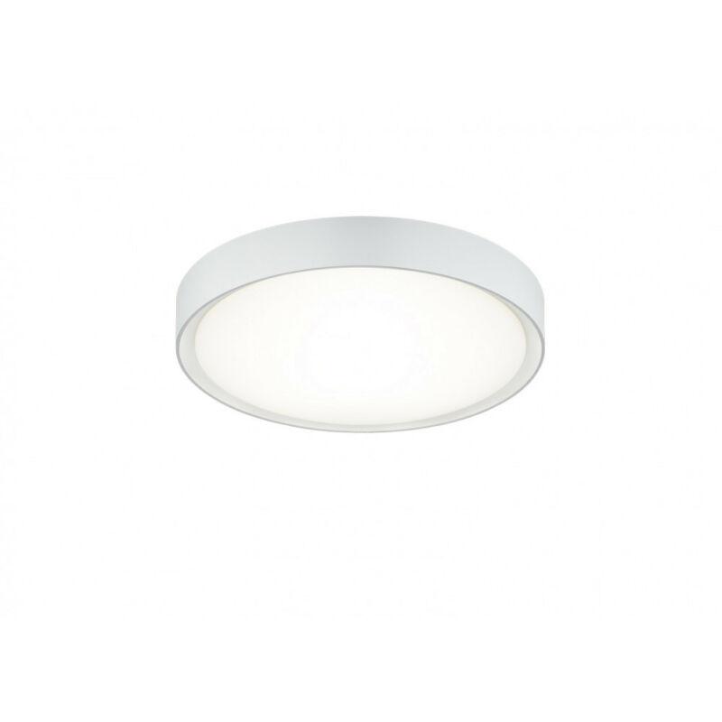 Trio CLARIMO 659011801 kültéri mennyezeti led lámpa fehér műanyag incl. 1 x SMD, 18W, 3000K, 1600Lm 1600 lm 3000 K IP44 A+