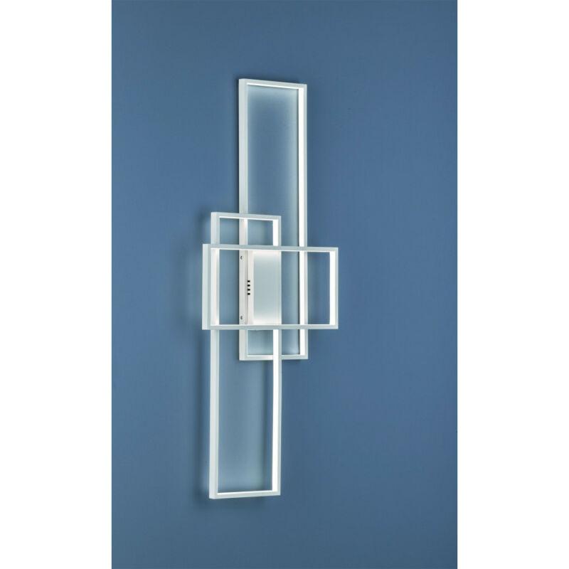 Trio TUCSON 672610331 mennyezeti lámpa  matt fehér   fém   incl. 1 x SMD, 35W, 3000K, 3300Lm   SMD   1 db  3300 lm  IP20   A+