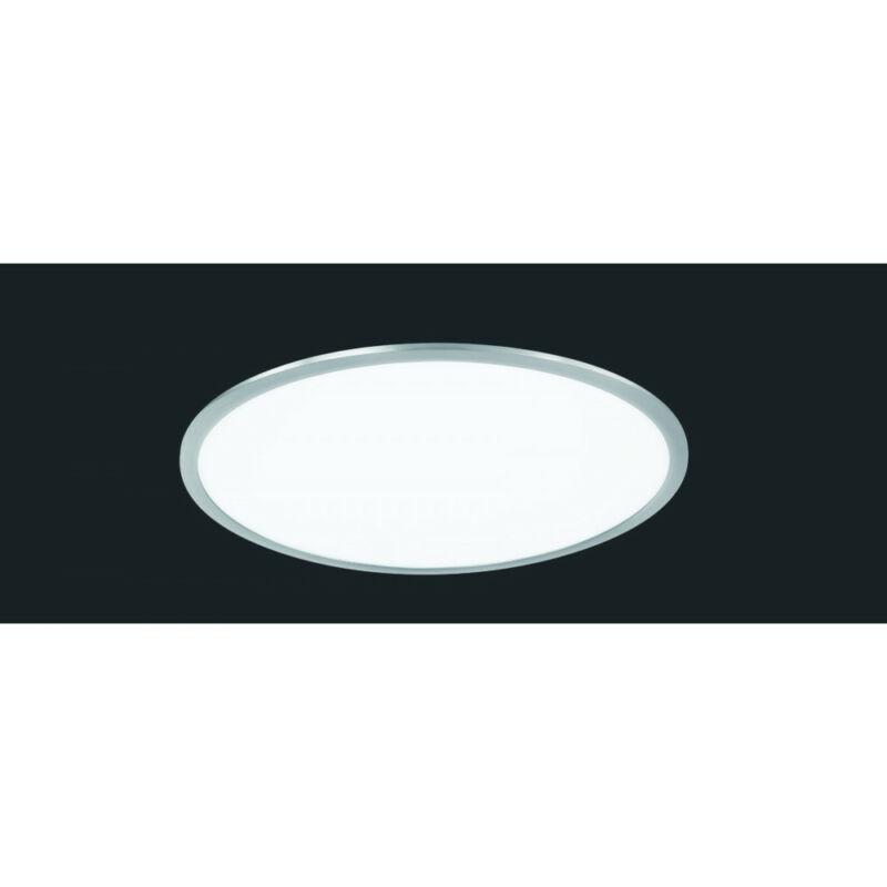 Trio PHOENIX 674096207 mennyezeti lámpa  matt nikkel   fém   incl. 1 x SMD, 30W, 3000K, 3000Lm   3000 lm  3000 K  IP20   A+