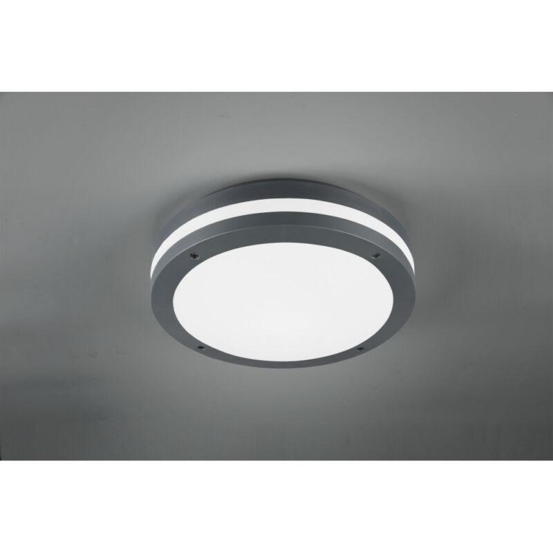 Trio PIAVE 676960142 kültéri mennyezeti led lámpa inkl. 12W LED/ 3000K/ 1000Lm