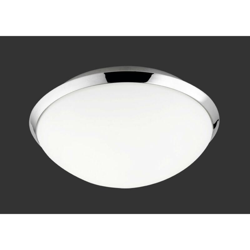 Trio NANDO 680711206 fürdőszoba mennyezeti lámpa króm fém incl. 3 x SMD, 4,5W, 3000K, 430Lm LED 1 db 840 lm 2700 K IP44