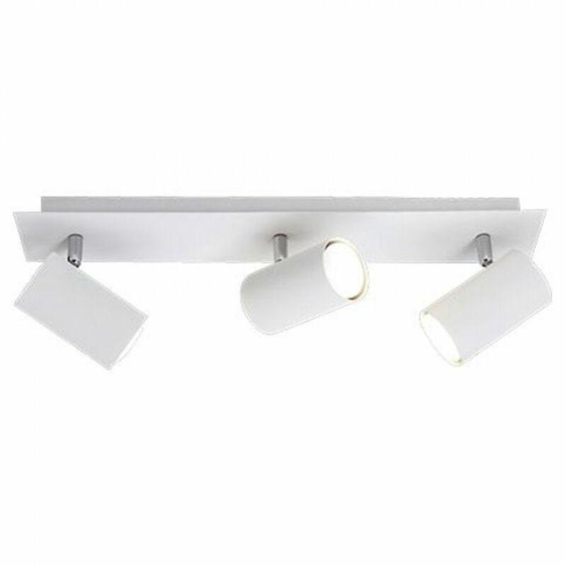Trio MARLEY 802400301 mennyezeti lámpa  fehér   fém   excl. 3 x GU10, max. 35W   IP20