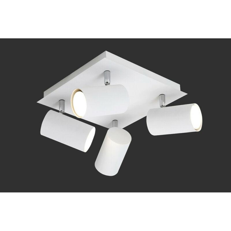 Trio MARLEY 802430401 mennyezeti lámpa  fehér   fém   excl. 4 x GU10, max. 35W   IP20
