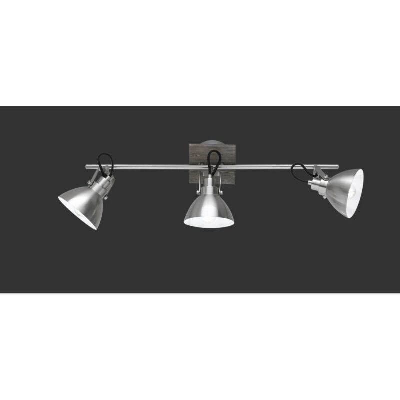 Trio TIMBER 805000330 mennyezeti lámpa  fa   fém   excl. 3 x E14, max. 28W   IP20