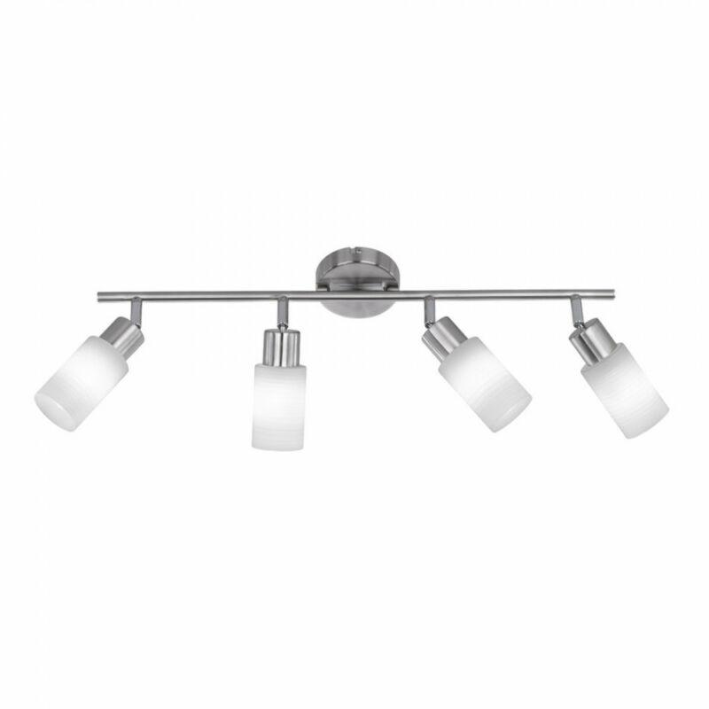 Trio JONES 871410407 mennyezeti lámpa  nikkel   fém   incl. 4 x E14, 4W, 3000K, 320Lm   E14   4 db  310 lm  2700 K  IP20