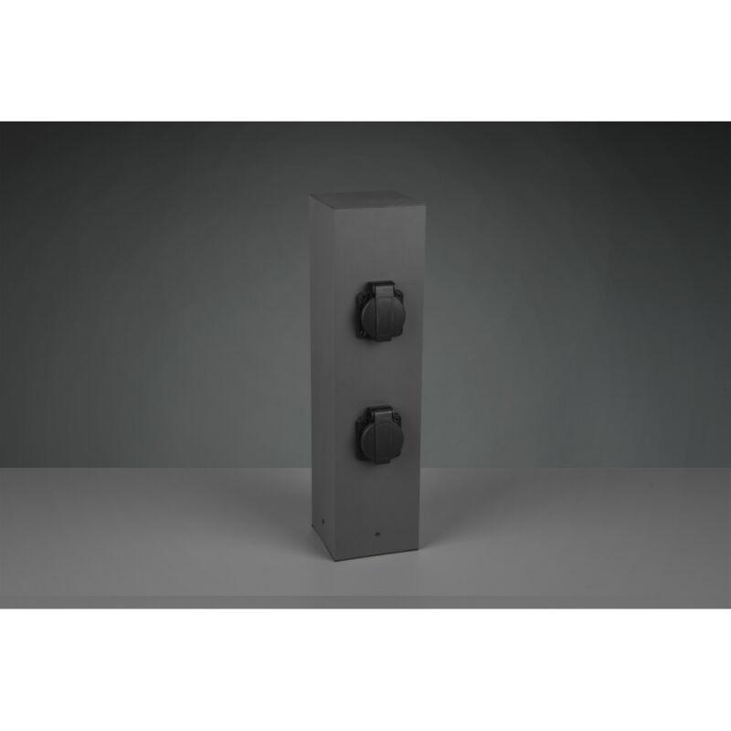 Trio GARDEN SOCKET 9964-42 kültéri dugalj incl. 4 x Schuko-Plug