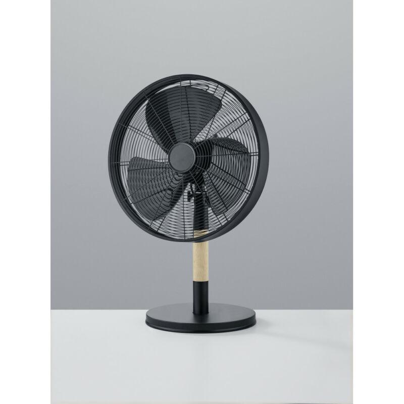 Trio VIKING R035-32 kiegészítő n/a Desk Fan Metal / Wood max. 35W