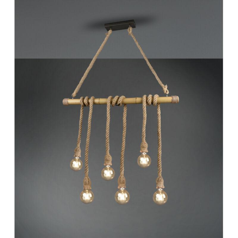 Trio WILMA R30130626 étkező lámpa excl. 6 x E27