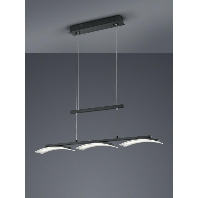 Trio IKARIA R32730332 led függeszték inkl. 3x5W LED/ 2700+4000+6000K/ 3x450Lm