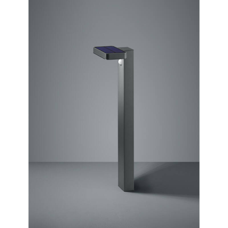 Trio Esquel R42261142 kültéri led állólámpa antracit acél incl. 4,5W LED/ 3000K/ 200lm SMD 1 db 290 lm 3000 K IP44