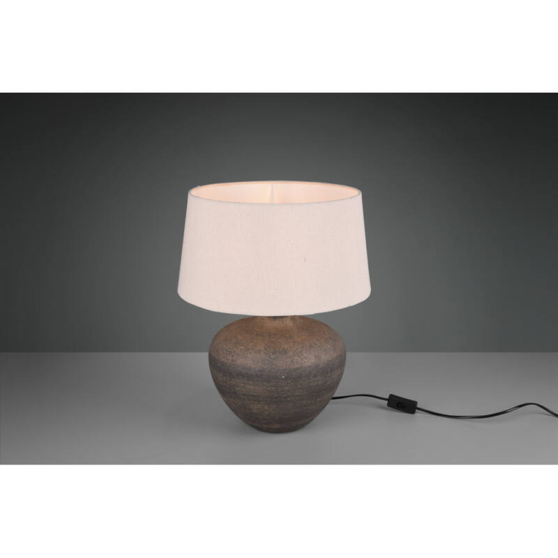 Trio LOU R50963844 éjjeli asztali lámpa excl. 1 x E27