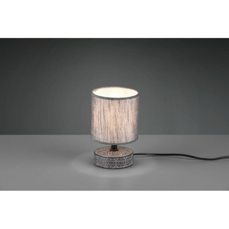 Trio MARIE R50980111 éjjeli asztali lámpa excl. 1 x E14