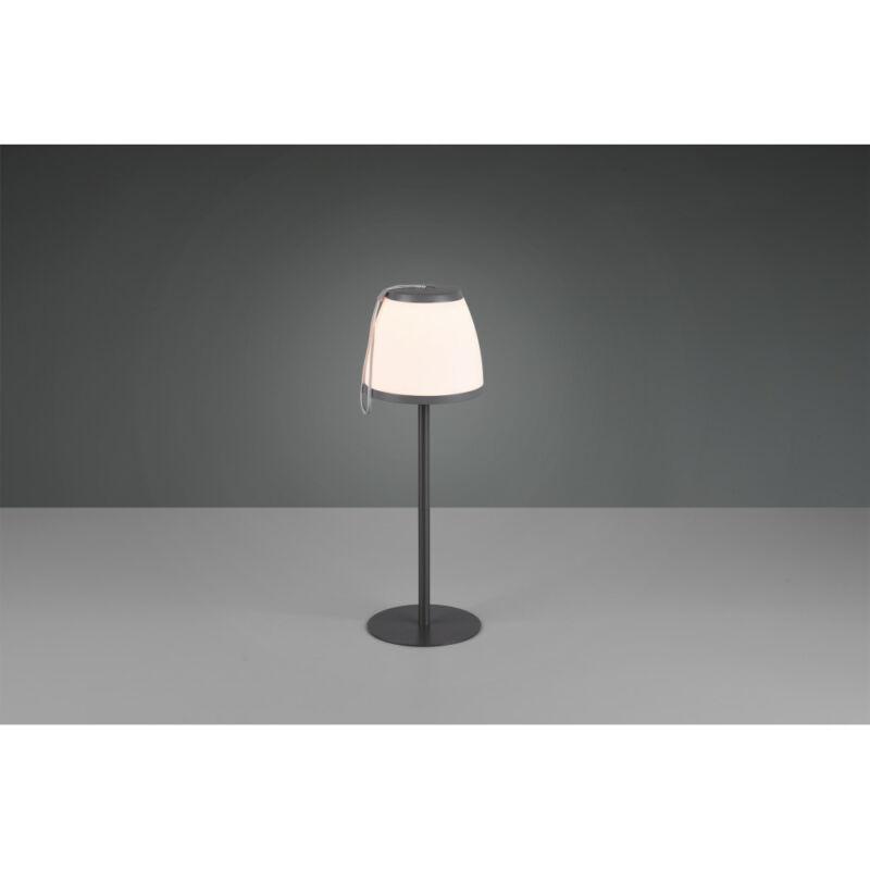 Trio DOMINGO R52096142 ledes asztali lámpa incl. 2W LED/ 3000K/ 150Lm