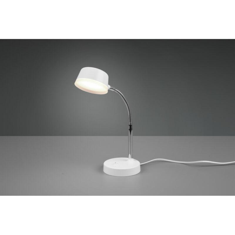 Trio KIKO R52501101 ledes asztali lámpa incl. 4,5W LED/ 3000K/ 300Lm