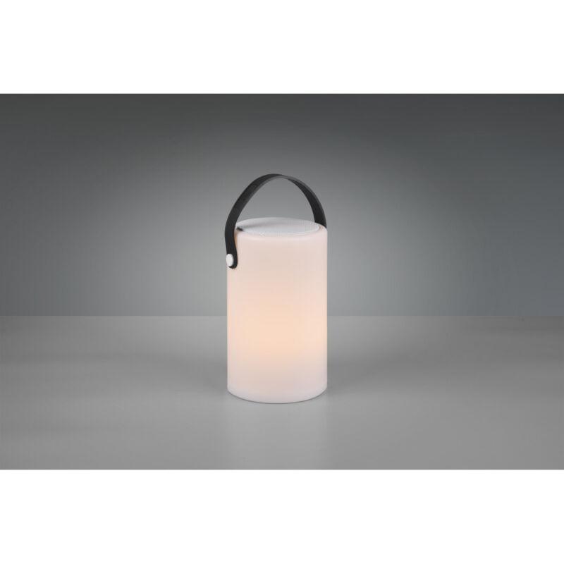 Trio BERMUDA R55060101 ledes asztali lámpa incl. 1W RGBW-LED/ 3000K/ 70Lm