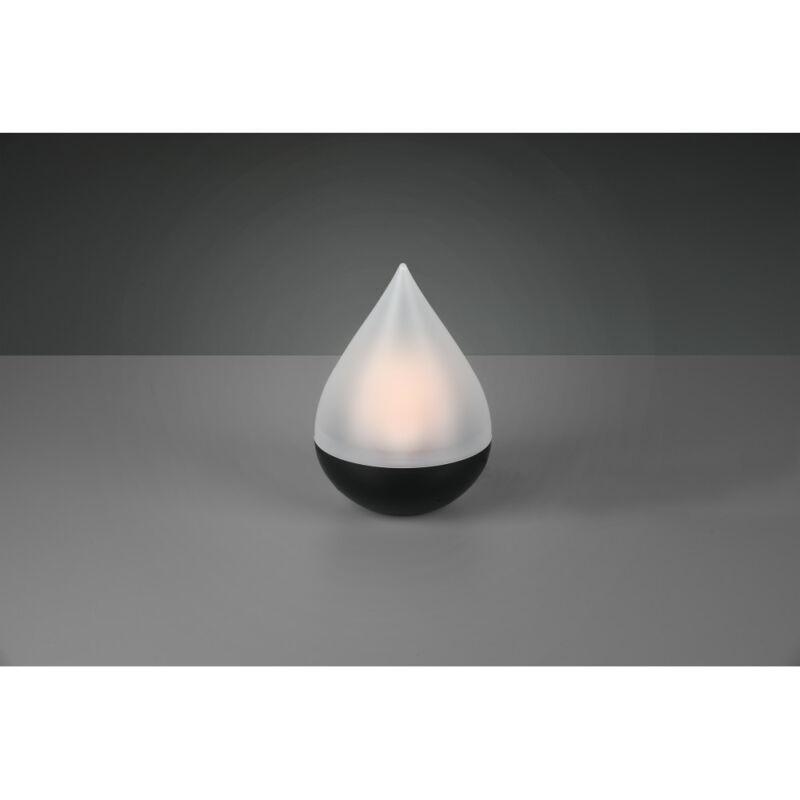 Trio CALDERA R55156132 napelemes lámpa incl. 0,24W yellow-LED