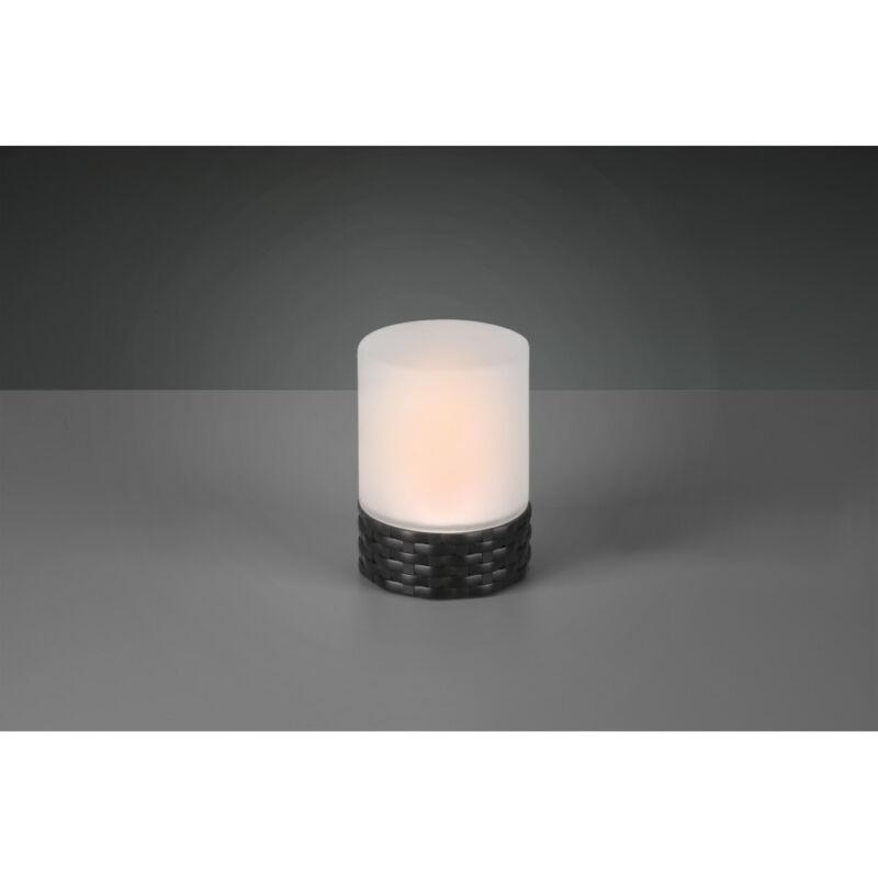 Trio PARRAL R55166132 ledes asztali lámpa incl. 0,24W yellow-LED