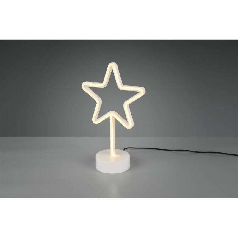 Trio STAR R55230101 hangulatfény incl. 1W LED/ 10Lm