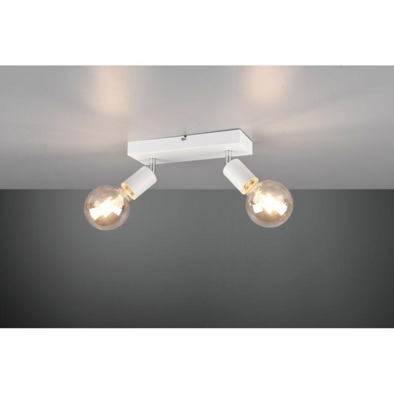 Trio VANNES R80182031 mennyezeti spot lámpa E27 2 db