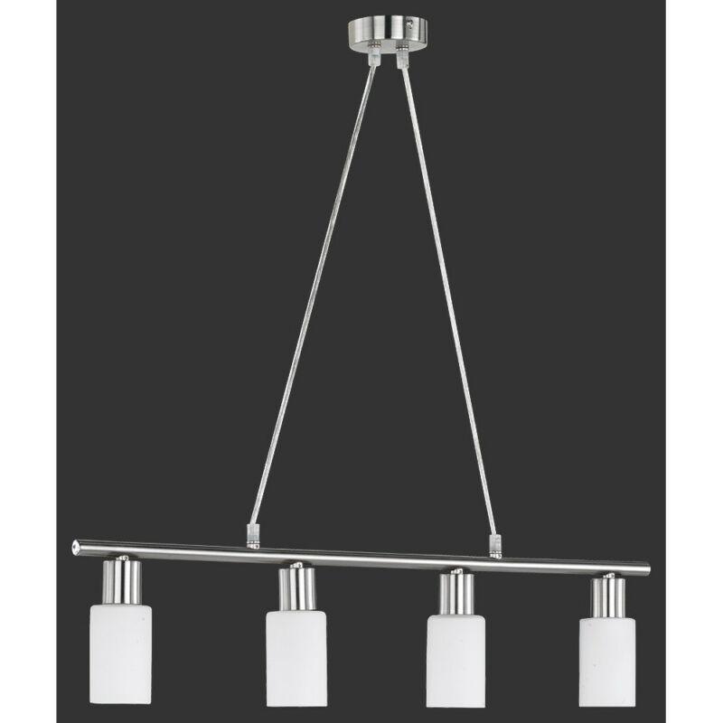 Trio MARS R30014007 többágú függeszték matt nikkel excl. 4 x E14, max. 40W E14 4 db