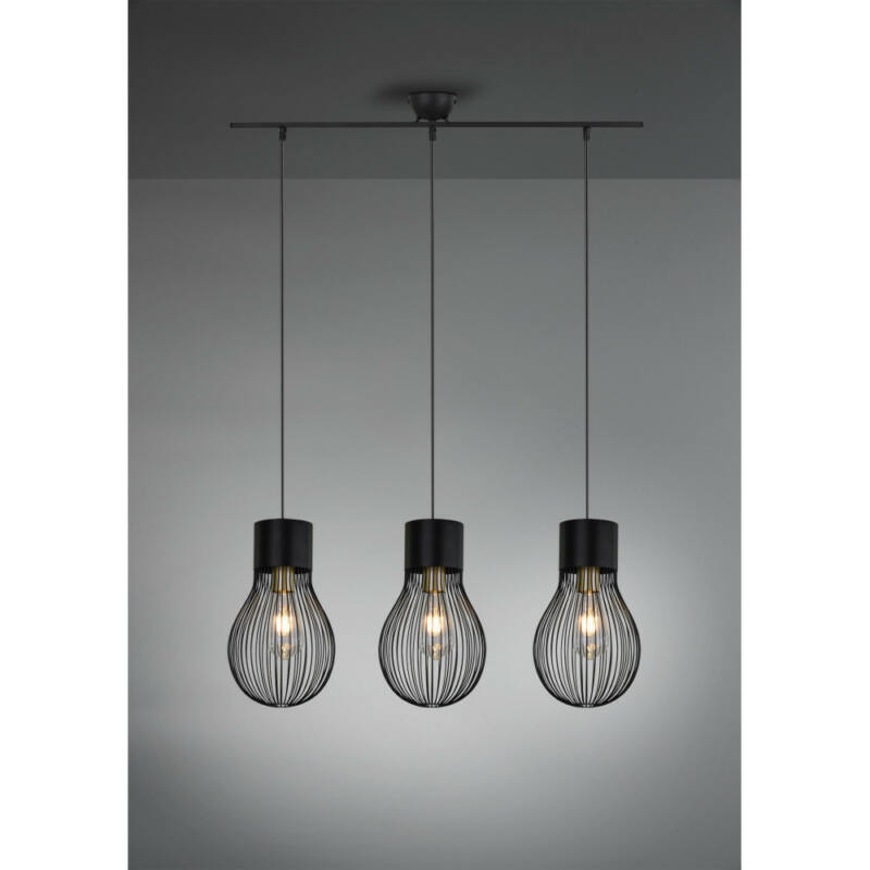 Trio DAVE R30223032 étkező lámpa excl. 3 x E27