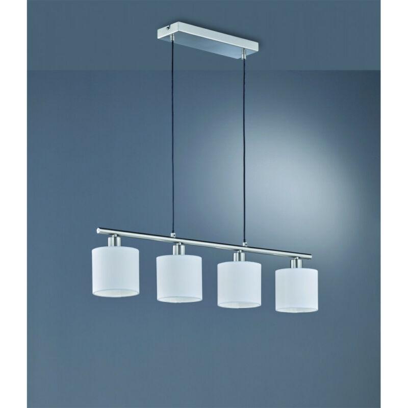 Trio TOMMY R30334001 étkező lámpa matt nikkel fém excl. 4 x E14, max. 28W E14 4 db IP20