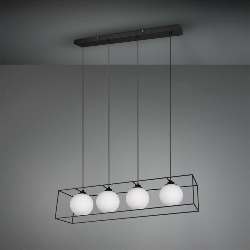 Trio GABBIA R30404032 étkező lámpa excl. 4 x E14