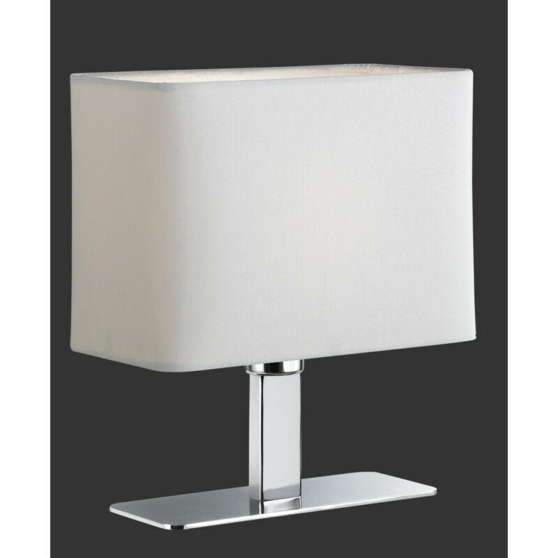Trio MING R50111001 asztali lámpa króm fém excl. 1 x E14, max. 40W E14 1 db IP20