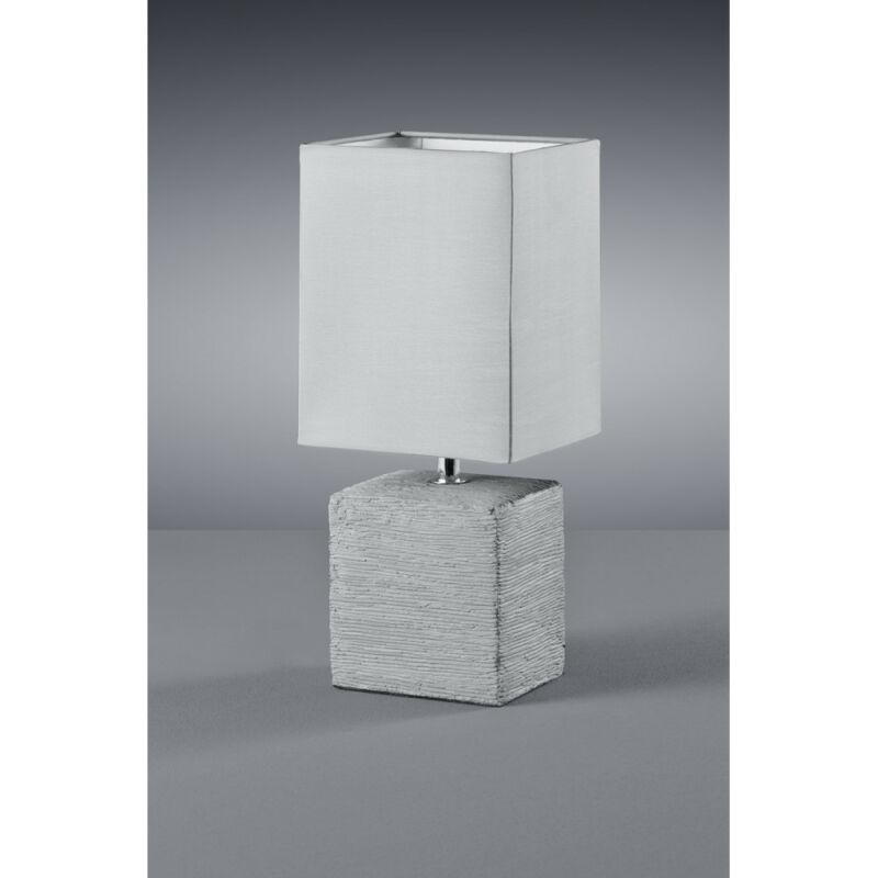 Trio PING R50131087 asztali lámpa titán kerámia excl. 1 x E14, max. 40W E14 1 db 370 lm 2700 K IP20