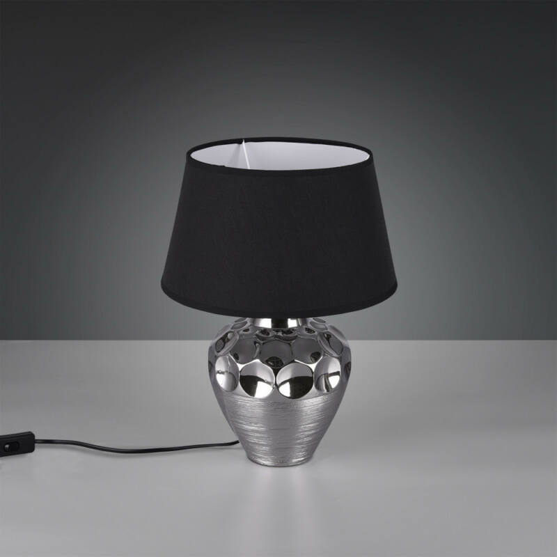 Trio LUANDA R50791089 éjjeli asztali lámpa excl. 1 x E27