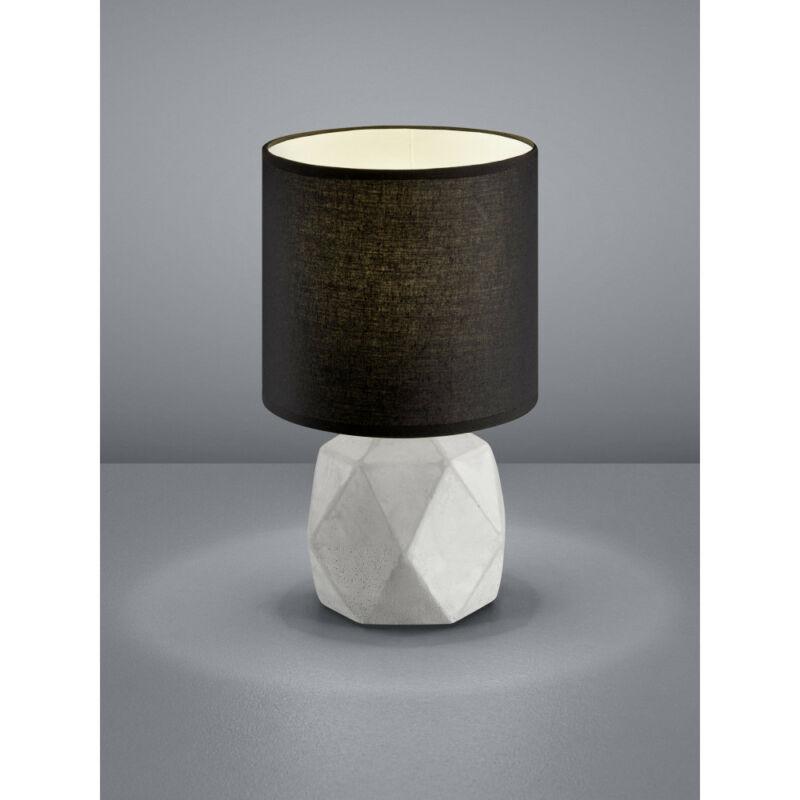 Trio PIKE R50831002 éjjeli asztali lámpa beton beton excl. 1 x E14, max. 40W E14 1 db IP20