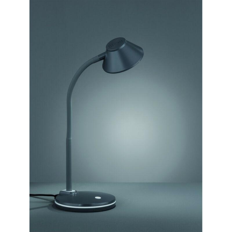 Trio BERRY R52191187 íróasztal lámpa titán műanyag incl. 1 x SMD, 3,2W, 3000K, 270Lm SMD 1 db 270 lm IP20 A+