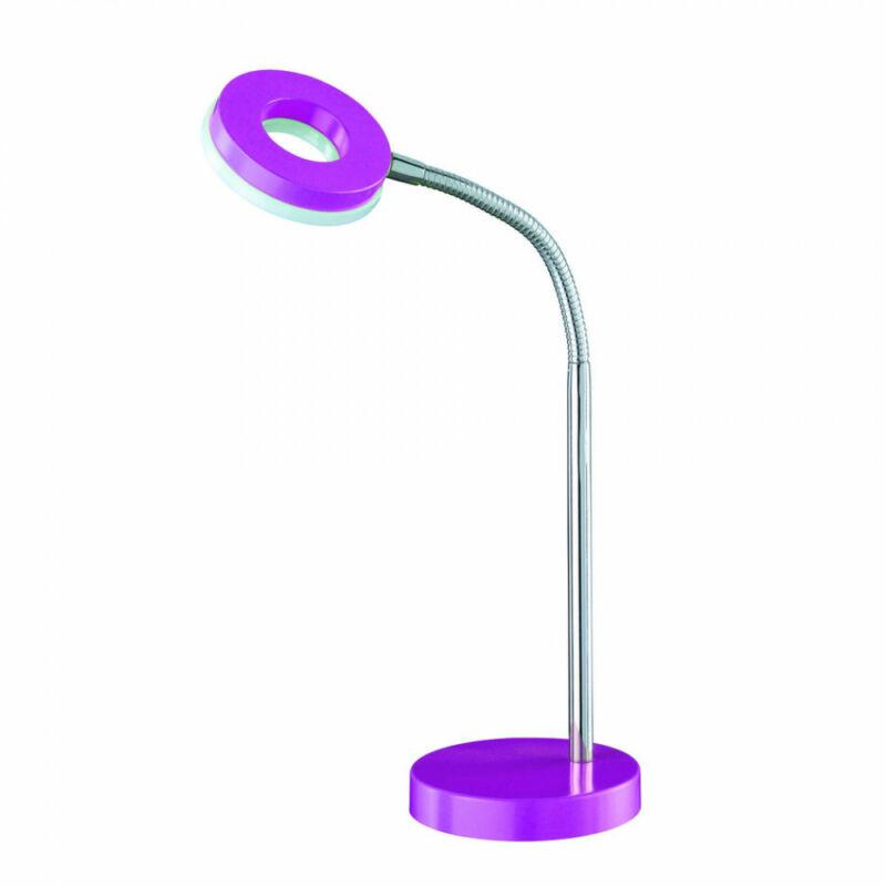 Trio RENNES R52411192 ledes asztali lámpa króm fém incl. 1 x SMD, 4W, 3000K, 350Lm LED 1 db 350 lm 2700 K IP20