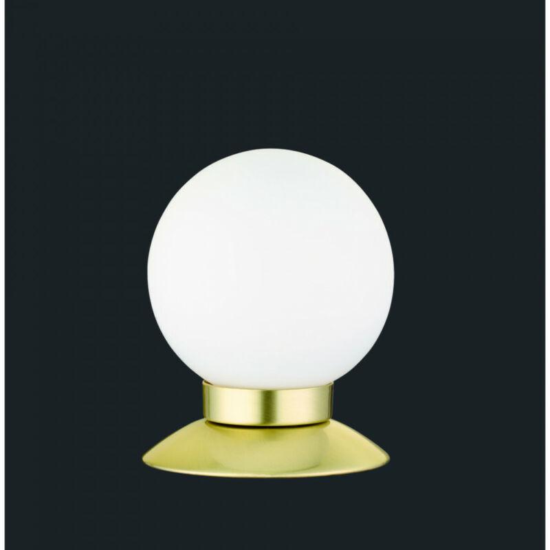 Trio PRINCESS R52551908 dekor lámpa  sárgaréz   fém   incl. 1 x SMD, 3W, 3000K, 250Lm   250 lm  3000 K  IP20   A+