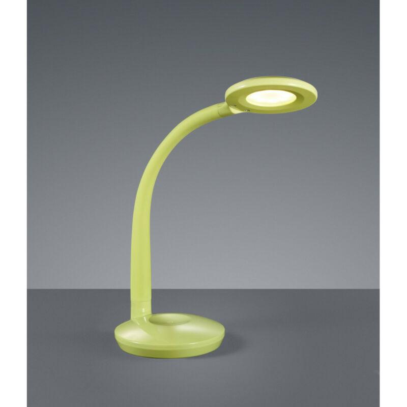 Trio COBRA R52721115 ledes asztali lámpa műanyag incl. 1 x SMD, 3W, 3000K, 300Lm LED 1 db 300 lm 2700 K IP20