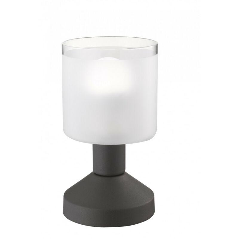 Trio GRAL R59521024 éjjeli asztali lámpa rozsda fém excl. 1 x E14, max. 40W E14 1 db IP20