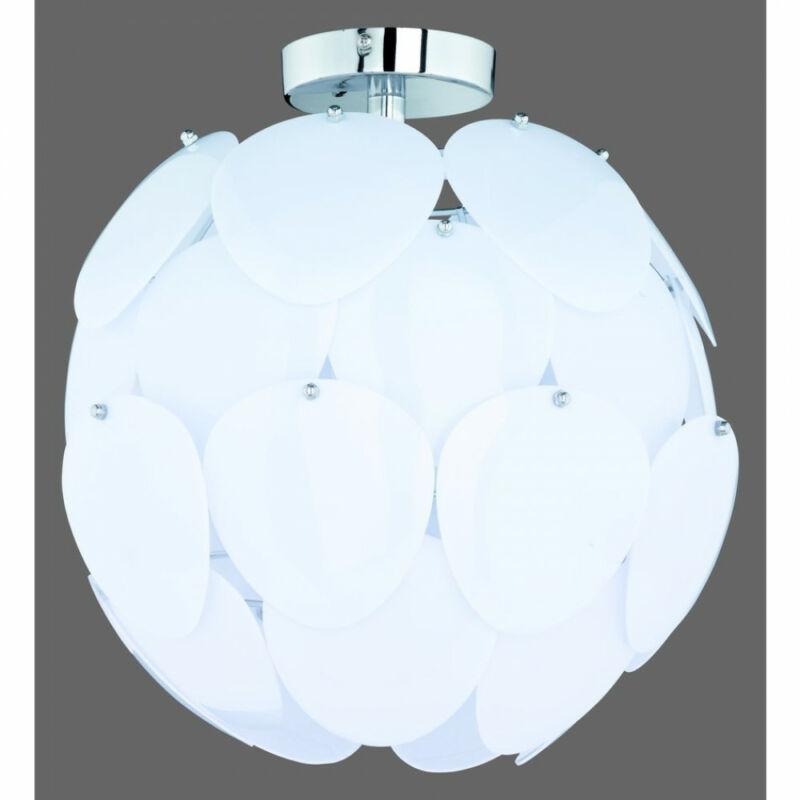 Trio PUZZLE R60051001 mennyezeti lámpa  króm   fém   excl. 1 x E27, max. 60W   E27   1 db  IP20