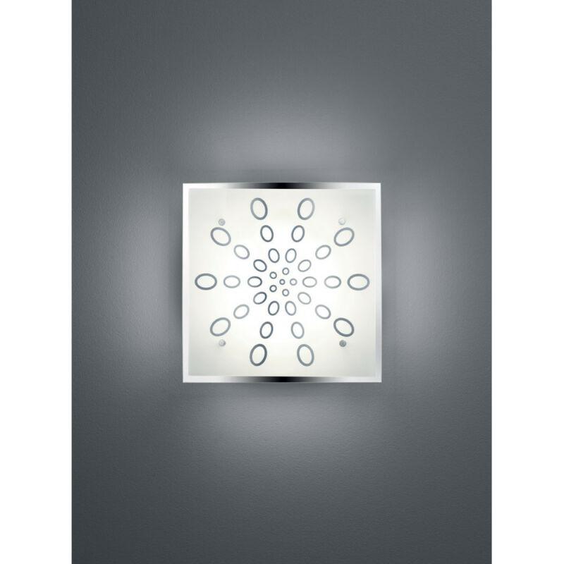 Trio DUKAT R62349106 mennyezeti lámpa  króm   fém   incl. 1 x SMD, 20W, 3000K, 1800Lm   1800 lm  3000 K  IP20   A+